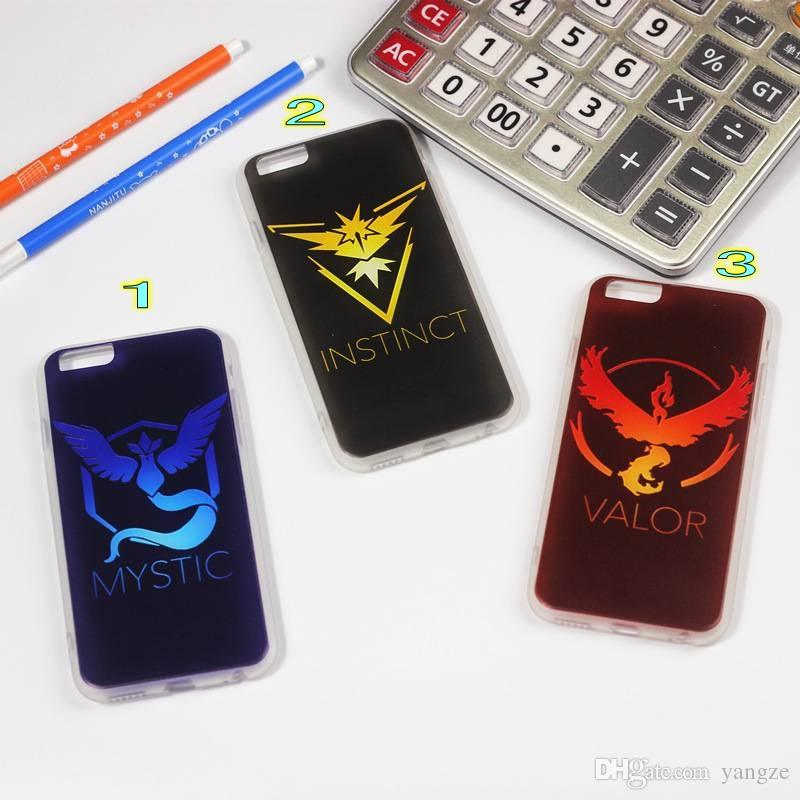 "Wholesale Cartoon Phone Case 2016 Hot tpu Protection Cover Case for iphone 4.7"" 5.5"" 50Pcs"