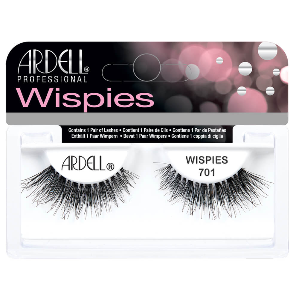 ardell wispies strip lashes 701