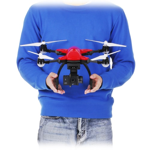 SIMTOO Dragonfly Wifi FPV Brushless RC Quadcopter - RTF