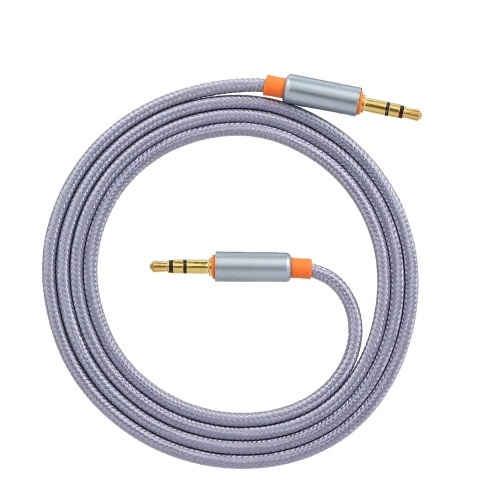 Cable AUX macho Cable extensor de audio de 3,5 mm