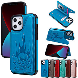 cas de crâne de dessin animé pour apple iphone 12 pro max 11 se2020 housse de protection antichoc pour iphone 12mini iphone 11 pro xr xs max 8 7 plus Lightinthebox