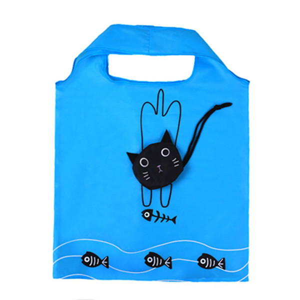 reusable foldable eco recycle grocery travel bag shopping carry bag tote cute travel shopping tote grocery bags #075