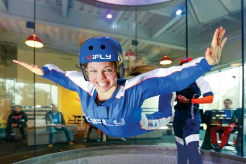 iFLY Fort Worth- First Time Flyers