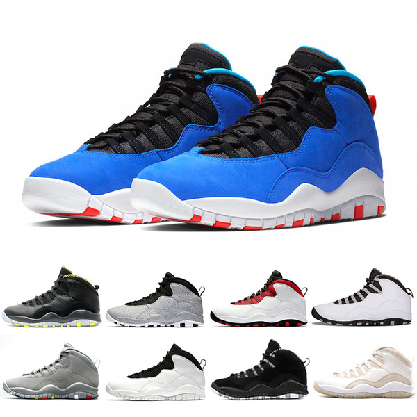 new mens basketball shoes 10 tinker cement 10s mens shoes grey red chicage cool grey iam back powder blue trainers sports sneaker shoes