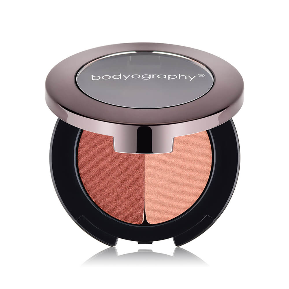 Bodyography Eyeshadow Duo Expressions Copper Mist Copper Mist 4g