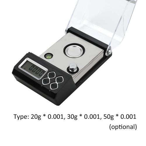 High Accuracy Electronic Digital Carat Counting Scale 30g*0.001