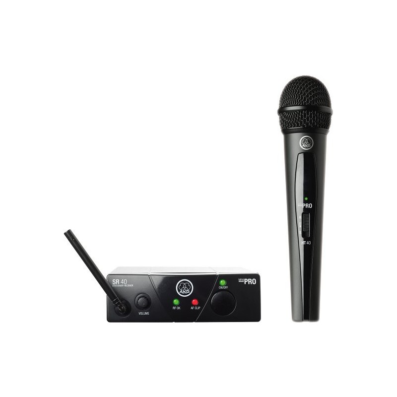 AKG WMS40 Mini Vocal Set - ISM3 Gesangsmikrofon