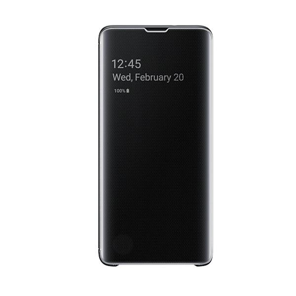 Samsung EF-ZG973 Clear View (Black) for Galaxy S10