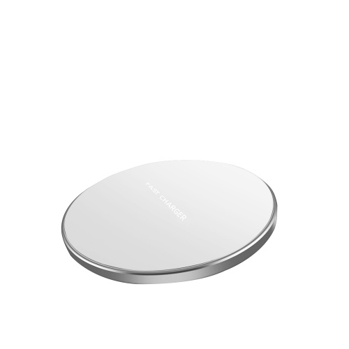 QI Round Wireless Power Chargeur Pad avec indicateur
