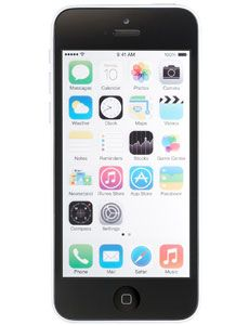 Apple iPhone 5c 16GB White - Unlocked - Grade A