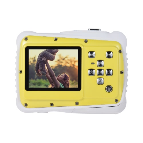 Compact Size 720P HD Digital Camera Camcorder