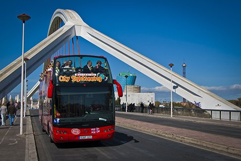 City Sightseeing San Antonio - Bus Turístico + Crucero