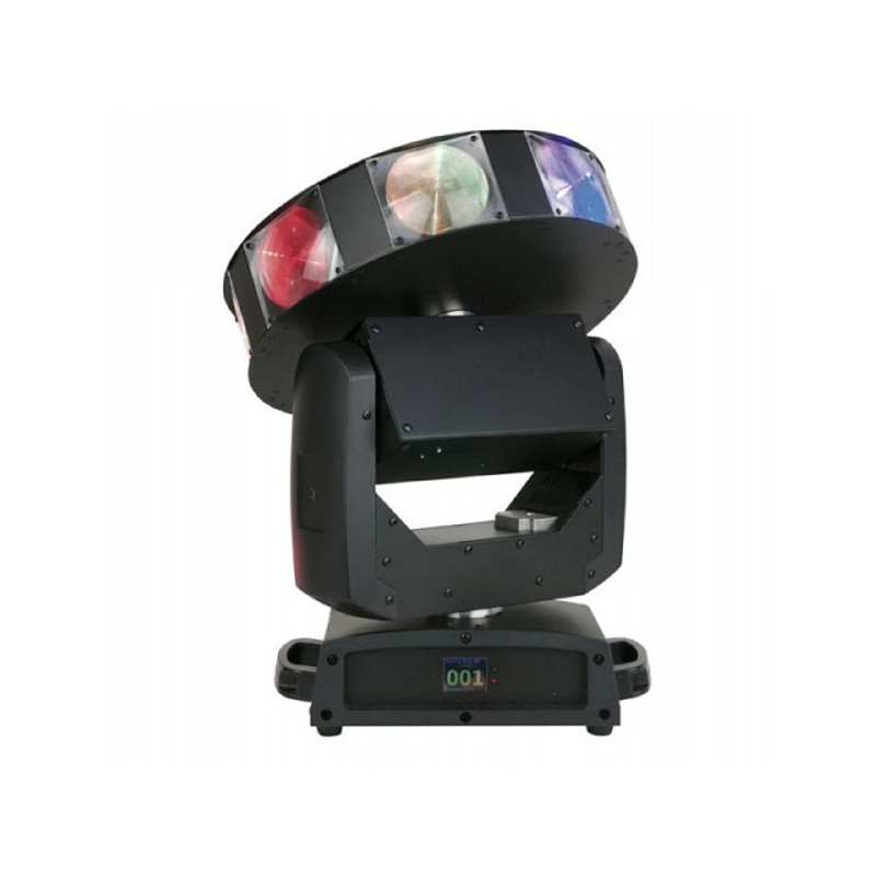 Showtec Astro 360 XL Q4 RGBW Moving Head