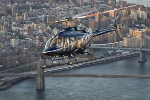 Helicopter Flight Services - The New Yorker Tour