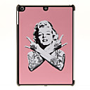 Hard Case PC Motif Fille tatouée pour iPad Air