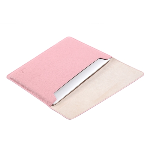 GEARMAX PU Leather Sleeve Etui sac d'ordinateur portable pour Macbook Air 11