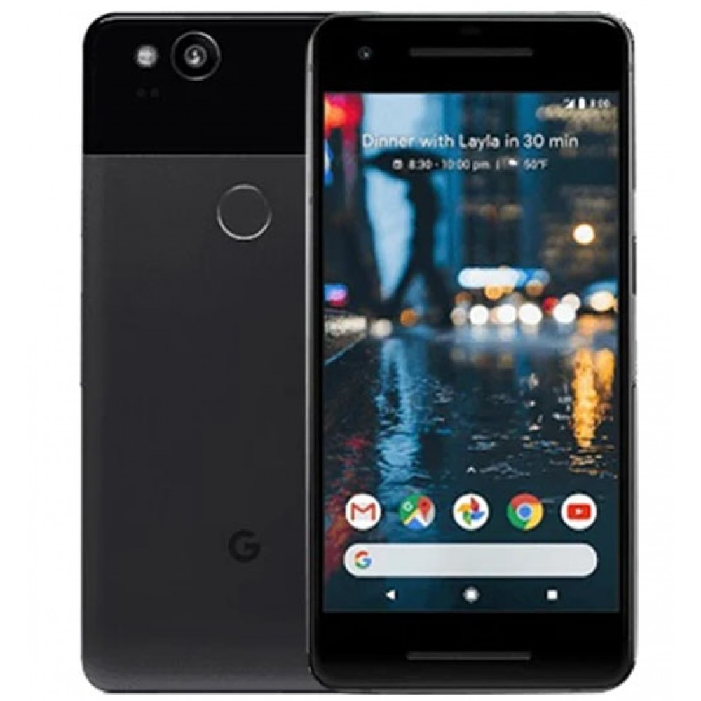 Google Pixel 2 XL 64GB Just Black GSM Unlocked