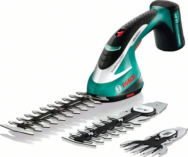 Bosch ASB 10.8 Li Cordless Trimming Kit