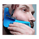 Professional Beard Shaping Shaving Tool Comb The Beard Bro-Beard Shaping Tool for Perfect Lines and Symmetry