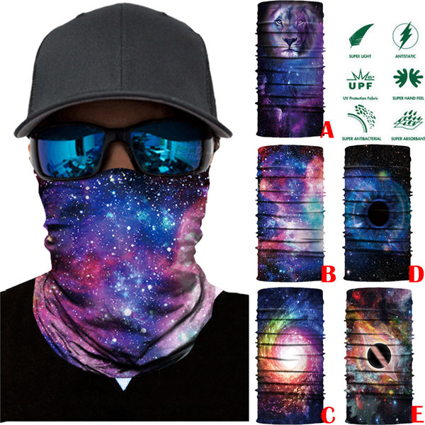 ISHOWTIENDA fashion new style outdoor Full Function Ski Motorcycle Neck Tube Warmer Cycling Biker Scarf Wind Face Mask #30705