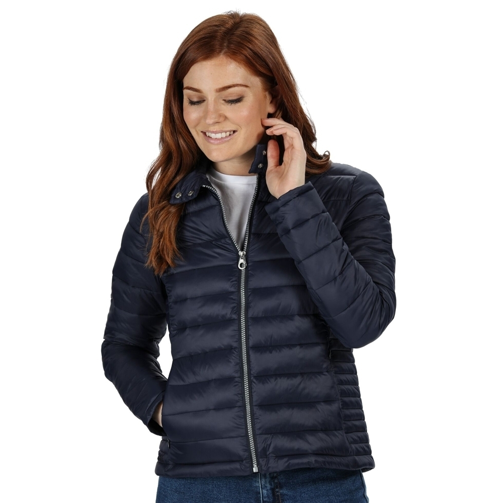 Regatta Womens Karenna Water Repellent Insulated Padded Coat 14 - Bust 38' (97cm)