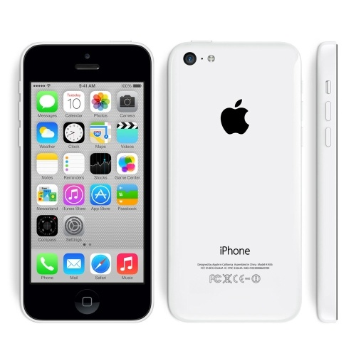 Refurbished Apple iPhone 5C Smartphone-Unlocked- Guter Zustand