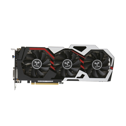 Colorful iGame NVIDIA GeForce GTX 1070Ti Vulcan U Top Graphics Card