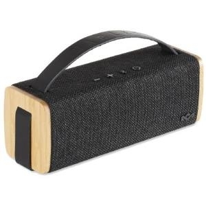 The House of Marley House of Marley Riddim BT - Lautsprecher - tragbar - drahtlos - Bluetooth - Unterschrift schwarz (EM-JA012-SB)