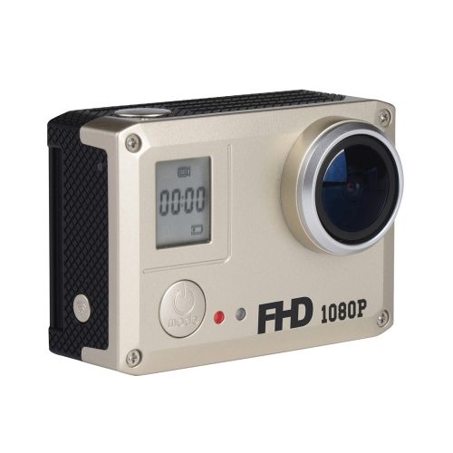 WIFI Mini 14.0MP CMOS 1080P FHD DV 170 Wide Angle 30M Waterproof Sport Action Camera Camcorder Car DVR