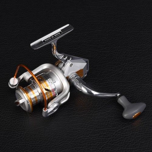 10+1 BB Fishing Reel Left/Right Interchangeable Collapsible Handle Fishing Spinning Reel Ultra Light Smooth Spinning Reel