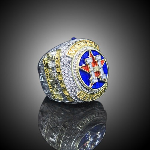 2017 Houston Spaceman Championship Memorable Ring Fine-quality Stylish Europe and America Men/Women Ring Souvenir